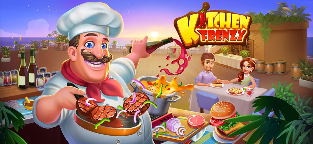 Kitchen Frenzy - Chef Master Online Hack Tool