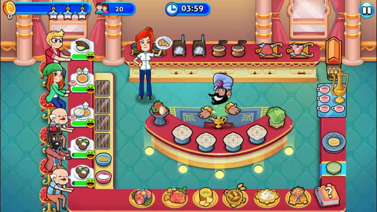 Chef Rescue - Cooking Frenzy screenshot-4