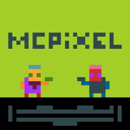 Andy McPixel: Space Outcast