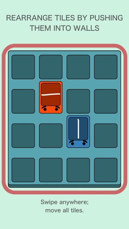 Kanji Swipe - Sliding Puzzle