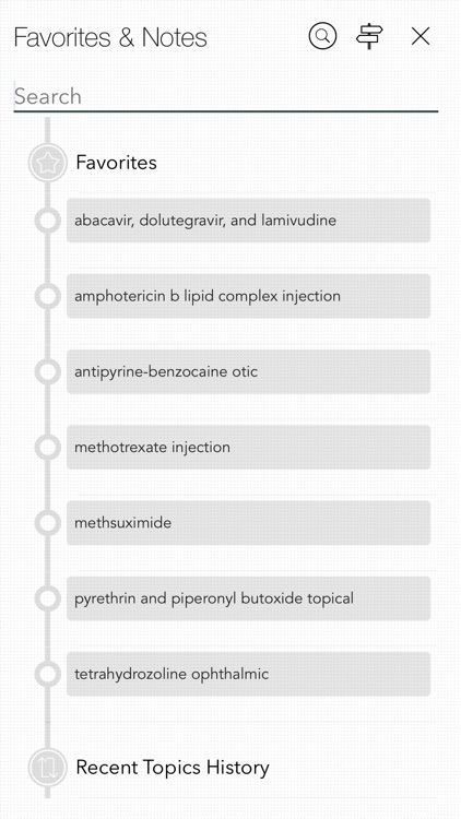 Family Rx - AHFS Drug Guide screenshot-4