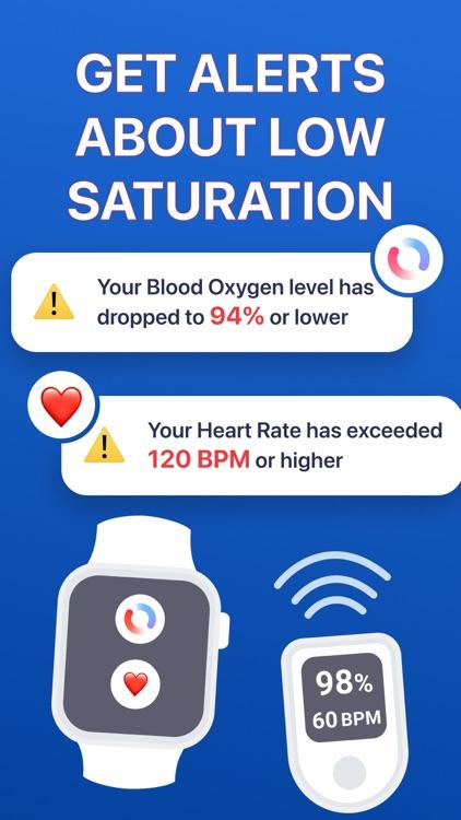 Blood Oxygen App screenshot-3