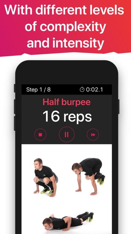 Workout - wod training Pro