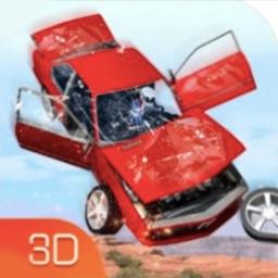 车祸模拟器-撞头赛车
