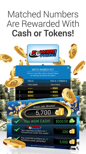 PCH Lotto - Real Cash Jackpots en App Store