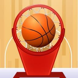 Swish Hoop Player: Basketball