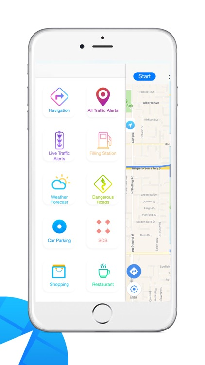 Traffie Navigation & Alerts screenshot-4