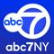 App Icon for ABC 7 New York App in Croatia IOS App Store