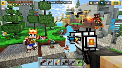 Pixel Gun 3D: Battle Royale Screenshots