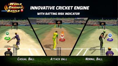 World Cricket Battle screenshot #7