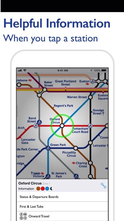 Tube Map Pro screenshot-3
