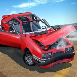 真实车祸模拟器 - 汽车驾驶绝对赛车