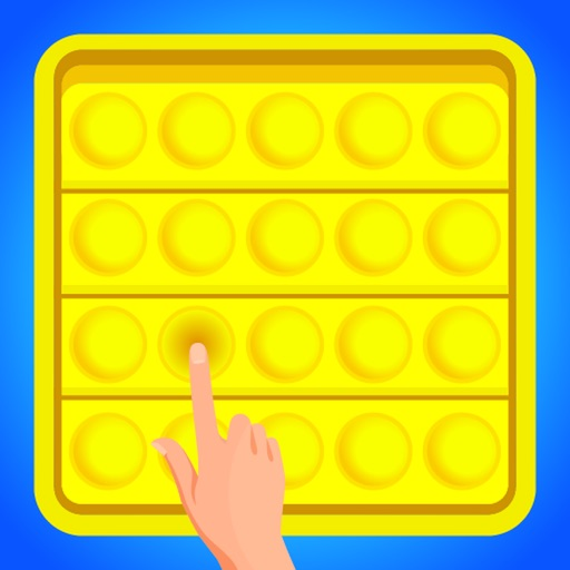 Pop It Fidget AntiStress Game