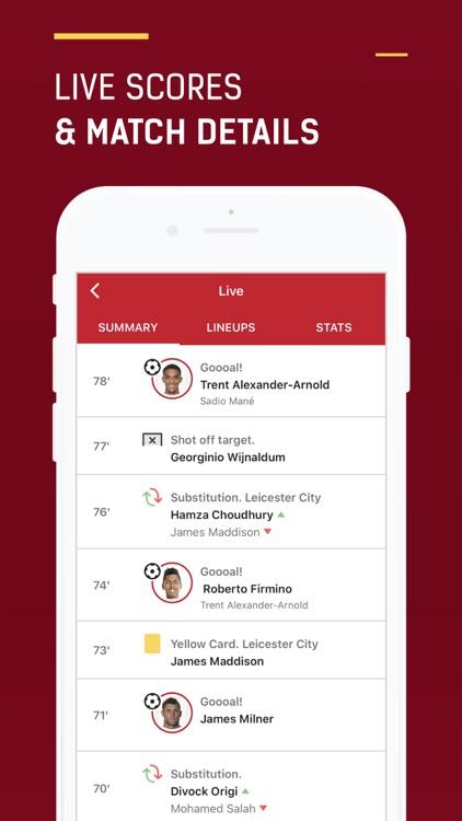 LFC Live: unofficial fans app screenshot-5