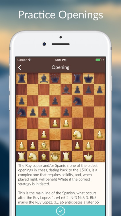 Chess Tactics and Lessons screenshot-4