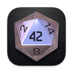 Ícone do app Dice by PCalc