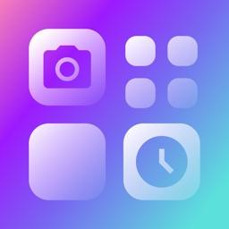 Photo Widget & Icon Themes