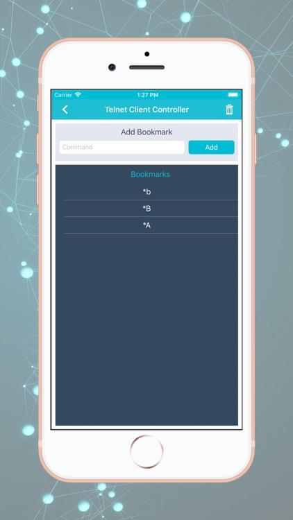 Telnet Client Terminal screenshot-4
