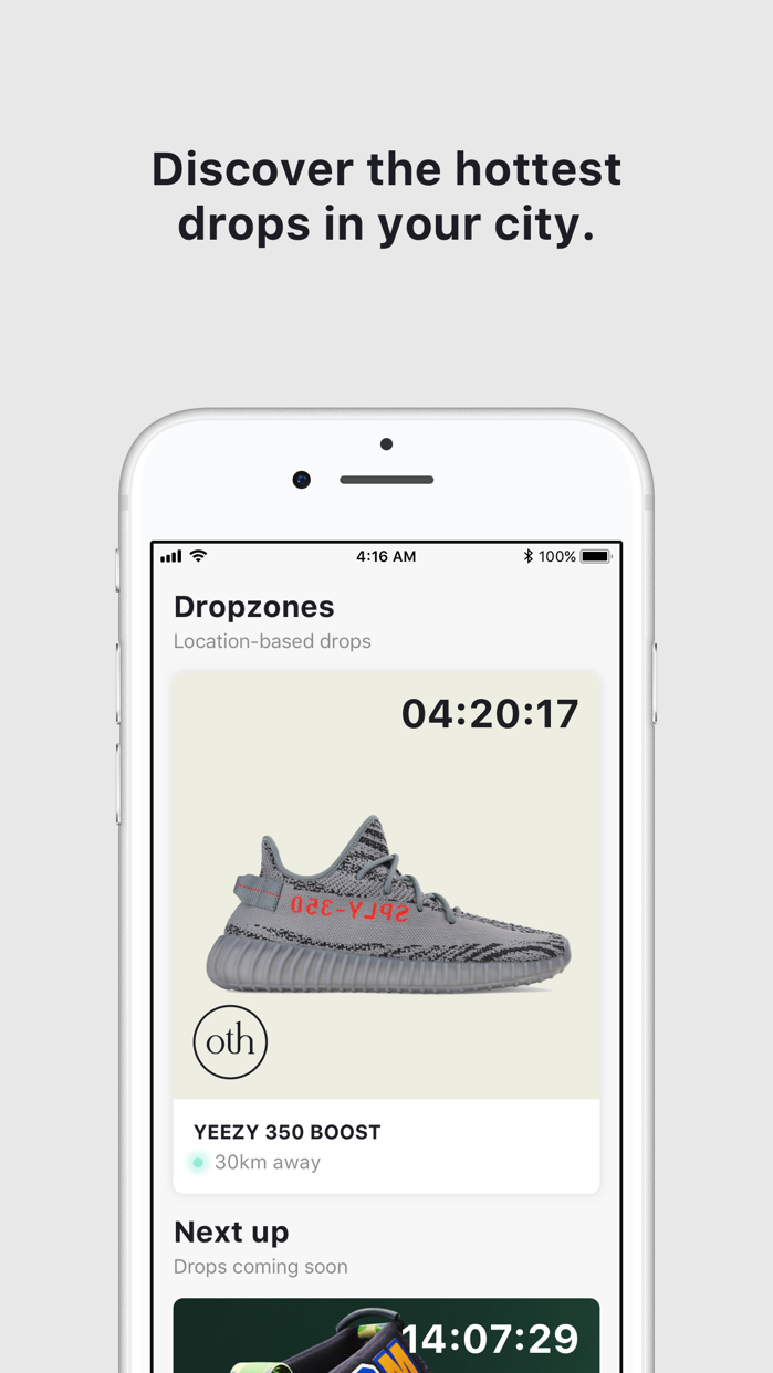 Frenzy - Buy Sneakers and More Screenshot