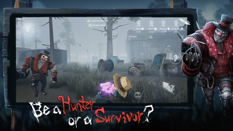 Identity V screenshot-1