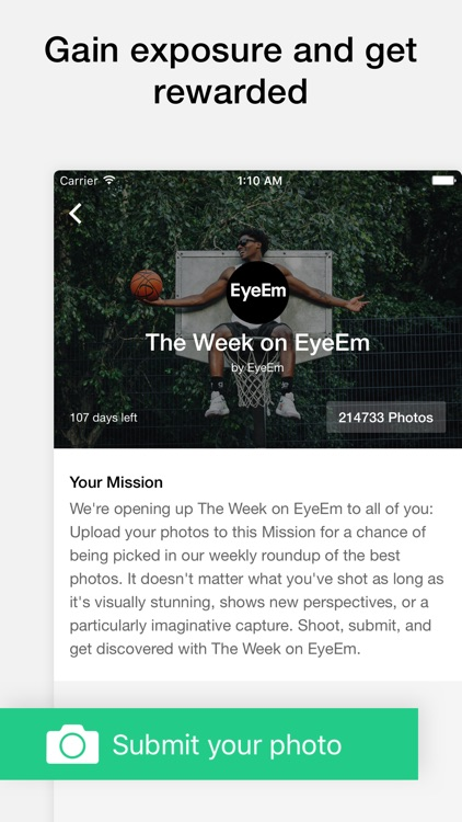 EyeEm - Photography screenshot-4