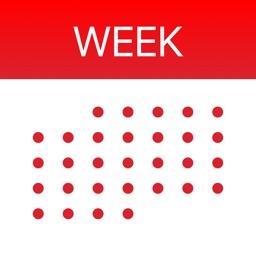 WeekCal - Fully Unlocked