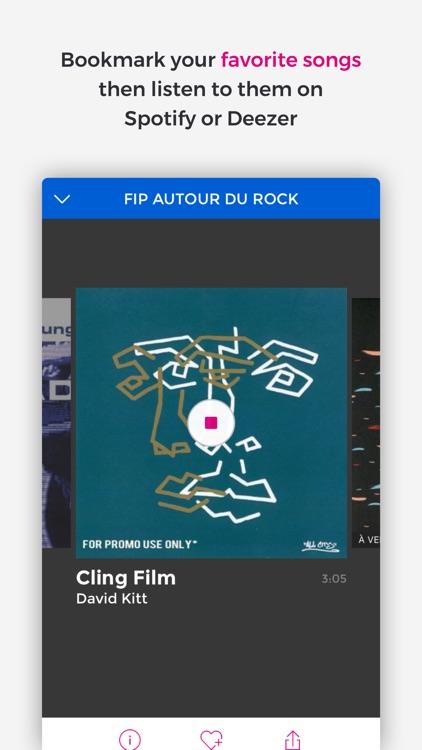 Fip – online radios, playlists screenshot-4