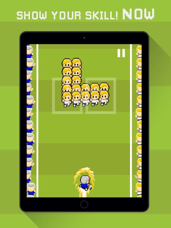 Screenshot 5 Soccer Dribble Cup: high score