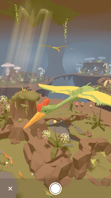 Dino Island-relaxing idle game
