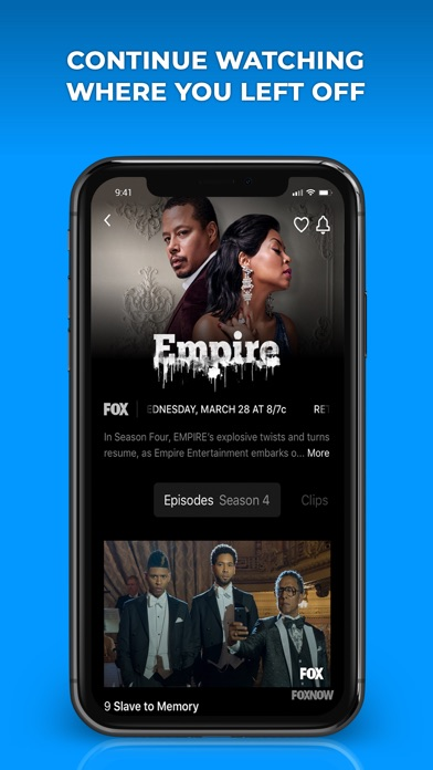 Download FOX NOW: Live & On Demand TV for Pc