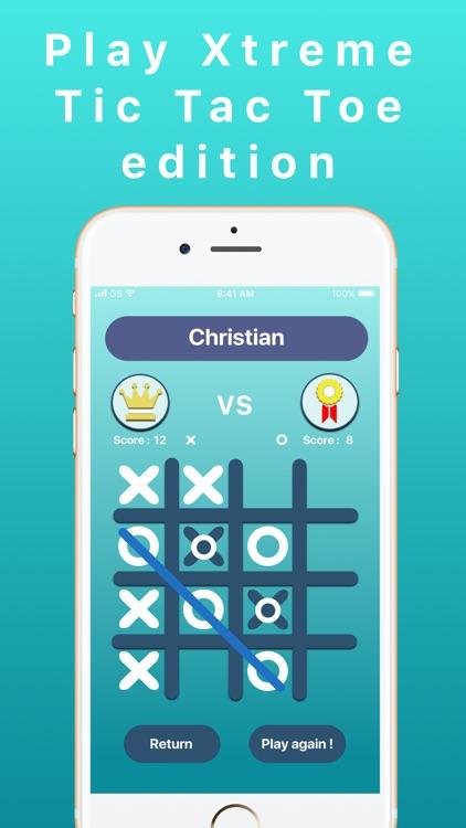 Xtreme 3T Tic Tac Toe screenshot-5