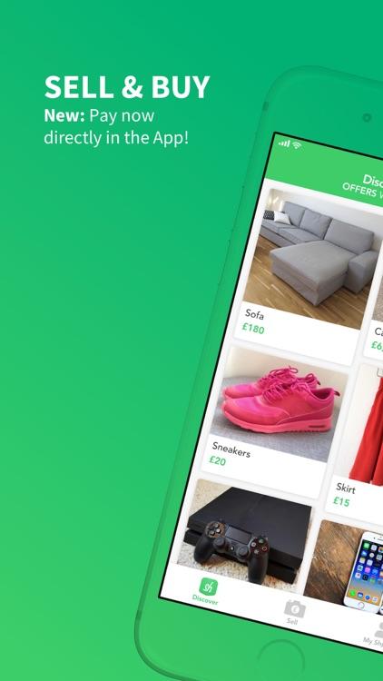 Shpock Boot Sale & Classifieds screenshot-0