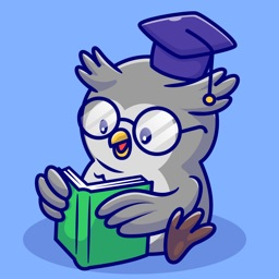 Cute Owl Stickers!