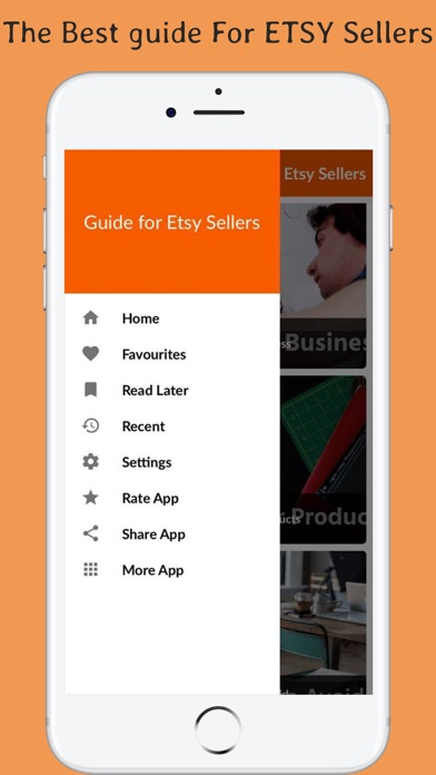 Guide for Etsy Sellers Screenshot