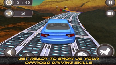 GT Car Racing Stunts Sim screenshot #2