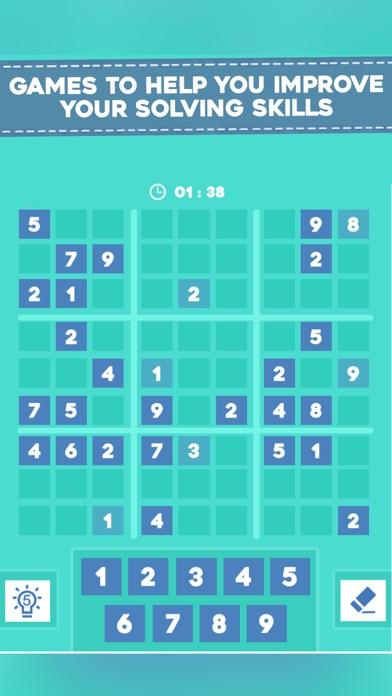 Classic Sudoku Puzzles screenshot two