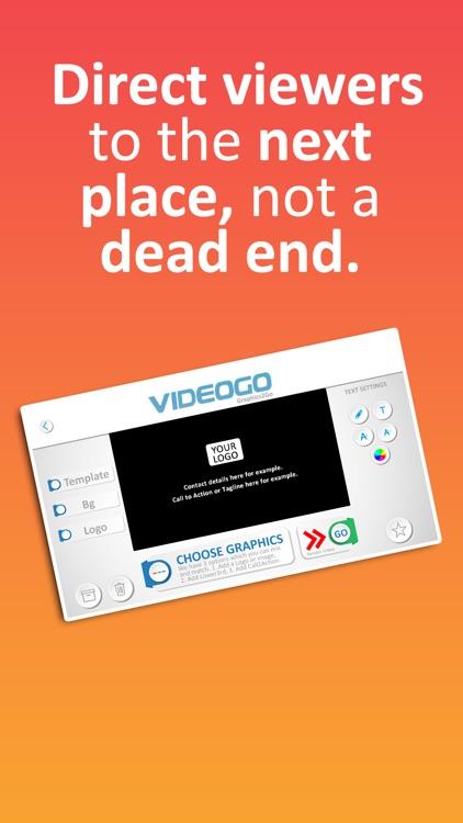 Graphics2Go Branding Promo screenshot-3