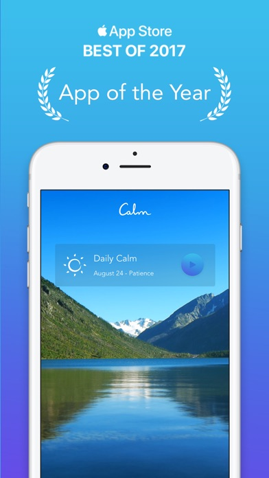 download Calm apps 2