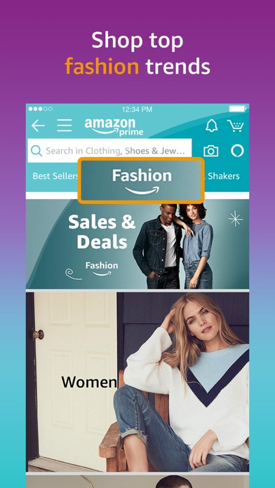 download Amazon - Shopping made easy apps 7