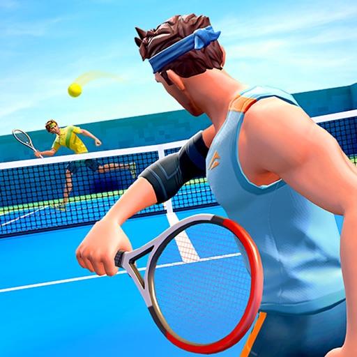 Tennis Clash:Multiplayer Games