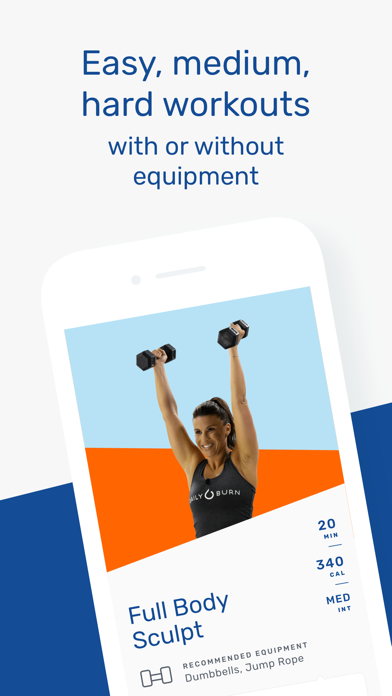 HIIT Workouts by Daily Burn for Windows