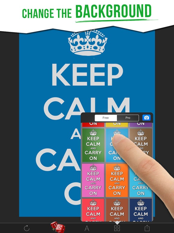 Keep Calm And ____? screenshot
