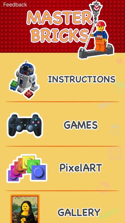 Master Bricks - Build and Play screenshot-3