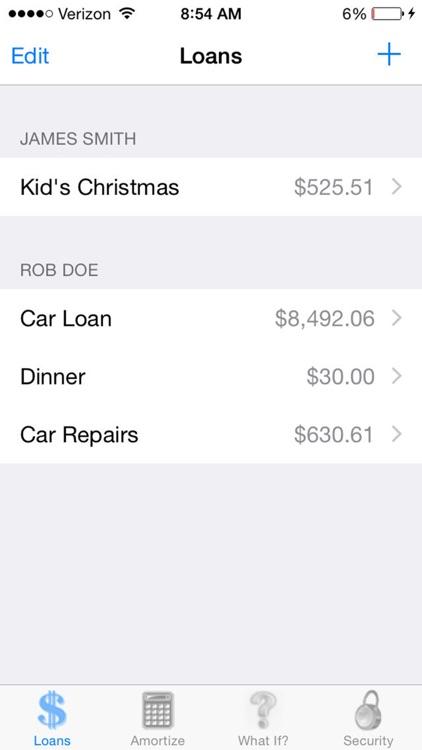 iLoan Lite - Personal Loans
