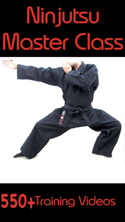 Ninjutsu Master Class