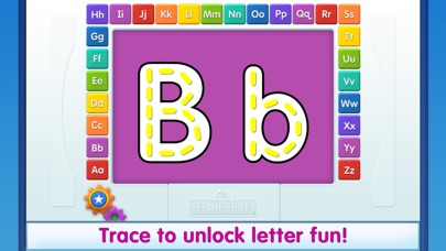 Screenshot for Elmo Loves ABCs in United States App Store