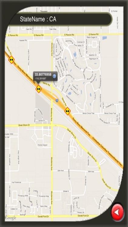 Highways Exits - USA