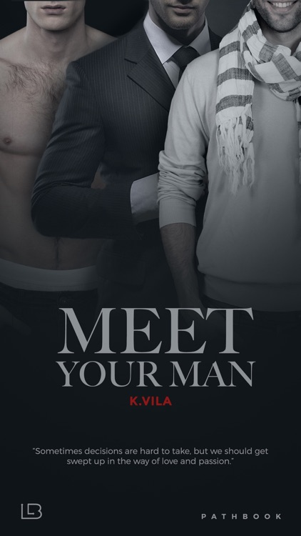 Meet your Man - Interactive Erotic Sexy Story book