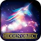 Hidden Object - Unicorns Illustrated icon