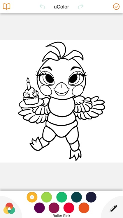 Coloring Book For FNAF Fans